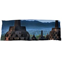 Borobudur Temple  Morning Serenade Body Pillow Case Dakimakura (two Sides)