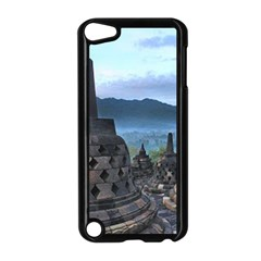 Borobudur Temple  Morning Serenade Apple Ipod Touch 5 Case (black)