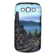Borobudur Temple  Morning Serenade Samsung Galaxy S Iii Classic Hardshell Case (pc+silicone)