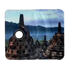 Borobudur Temple  Morning Serenade Galaxy S3 (flip/folio)