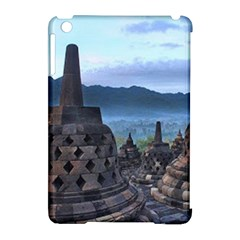 Borobudur Temple  Morning Serenade Apple Ipad Mini Hardshell Case (compatible With Smart Cover)