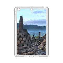 Borobudur Temple  Morning Serenade Ipad Mini 2 Enamel Coated Cases
