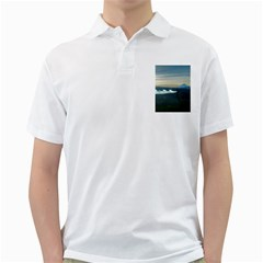 Bromo Caldera De Tenegger  Indonesia Golf Shirts