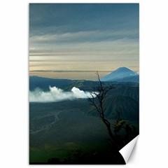 Bromo Caldera De Tenegger  Indonesia Canvas 12  X 18