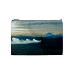 Bromo Caldera De Tenegger  Indonesia Cosmetic Bag (medium)