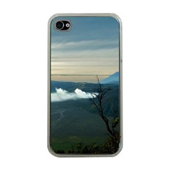 Bromo Caldera De Tenegger  Indonesia Apple Iphone 4 Case (clear)