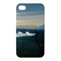 Bromo Caldera De Tenegger  Indonesia Apple Iphone 4/4s Hardshell Case