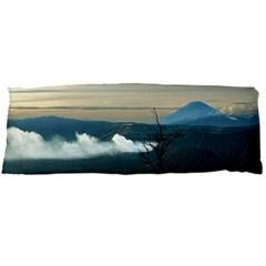 Bromo Caldera De Tenegger  Indonesia Body Pillow Case Dakimakura (two Sides)