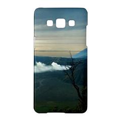 Bromo Caldera De Tenegger  Indonesia Samsung Galaxy A5 Hardshell Case