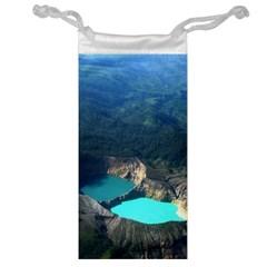Kelimutu Crater Lakes  Indonesia Jewelry Bag