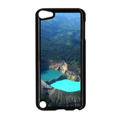 Kelimutu Crater Lakes  Indonesia Apple Ipod Touch 5 Case (black)