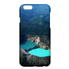 Kelimutu Crater Lakes  Indonesia Apple Iphone 6 Plus/6s Plus Hardshell Case