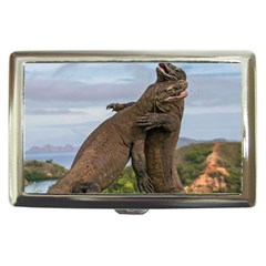 Komodo Dragons Fight Cigarette Money Cases