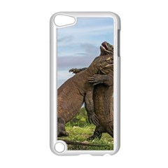 Komodo Dragons Fight Apple Ipod Touch 5 Case (white)