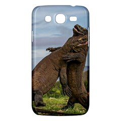 Komodo Dragons Fight Samsung Galaxy Mega 5 8 I9152 Hardshell Case