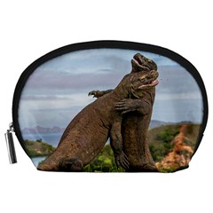 Komodo Dragons Fight Accessory Pouches (large)