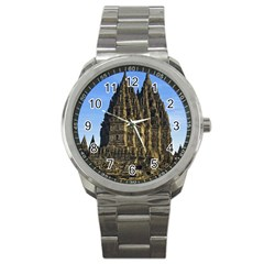 Prambanan Temple Sport Metal Watch