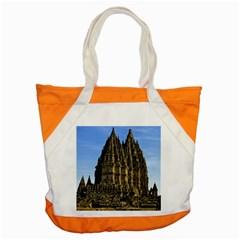 Prambanan Temple Accent Tote Bag
