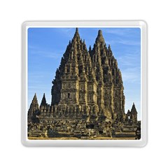 Prambanan Temple Memory Card Reader (square)