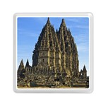 Prambanan Temple Memory Card Reader (Square)  Front