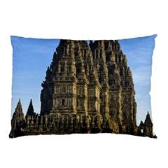 Prambanan Temple Pillow Case (two Sides)