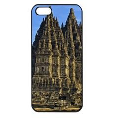 Prambanan Temple Apple Iphone 5 Seamless Case (black)