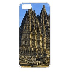 Prambanan Temple Apple Iphone 5 Seamless Case (white)