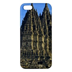 Prambanan Temple Iphone 5s/ Se Premium Hardshell Case