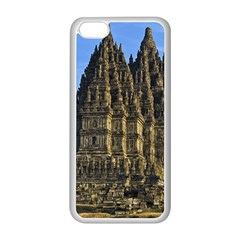 Prambanan Temple Apple Iphone 5c Seamless Case (white)