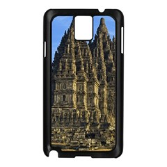 Prambanan Temple Samsung Galaxy Note 3 N9005 Case (black)