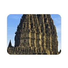Prambanan Temple Double Sided Flano Blanket (mini)