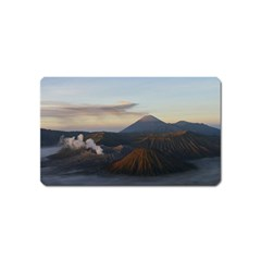 Sunrise Mount Bromo Tengger Semeru National Park  Indonesia Magnet (name Card)