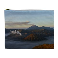 Sunrise Mount Bromo Tengger Semeru National Park  Indonesia Cosmetic Bag (xl)