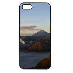 Sunrise Mount Bromo Tengger Semeru National Park  Indonesia Apple Iphone 5 Seamless Case (black)