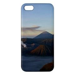 Sunrise Mount Bromo Tengger Semeru National Park  Indonesia Apple Iphone 5 Premium Hardshell Case
