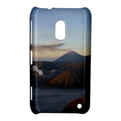Sunrise Mount Bromo Tengger Semeru National Park  Indonesia Nokia Lumia 620