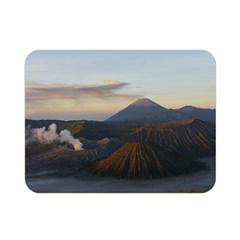 Sunrise Mount Bromo Tengger Semeru National Park  Indonesia Double Sided Flano Blanket (mini)