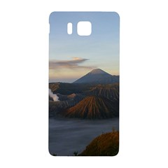 Sunrise Mount Bromo Tengger Semeru National Park  Indonesia Samsung Galaxy Alpha Hardshell Back Case