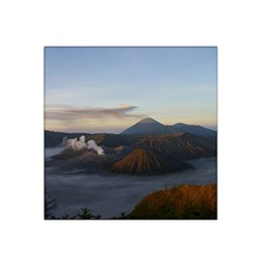 Sunrise Mount Bromo Tengger Semeru National Park  Indonesia Satin Bandana Scarf