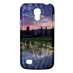 Tamblingan Morning Reflection Tamblingan Lake Bali  Indonesia Galaxy S4 Mini