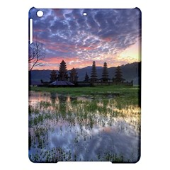 Tamblingan Morning Reflection Tamblingan Lake Bali  Indonesia Ipad Air Hardshell Cases
