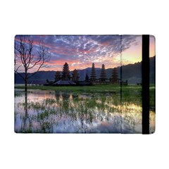 Tamblingan Morning Reflection Tamblingan Lake Bali  Indonesia Ipad Mini 2 Flip Cases