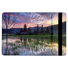 Tamblingan Morning Reflection Tamblingan Lake Bali  Indonesia Ipad Air Flip