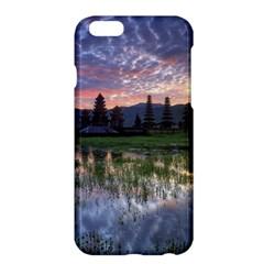 Tamblingan Morning Reflection Tamblingan Lake Bali  Indonesia Apple Iphone 6 Plus/6s Plus Hardshell Case