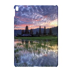 Tamblingan Morning Reflection Tamblingan Lake Bali  Indonesia Apple Ipad Pro 10 5   Hardshell Case