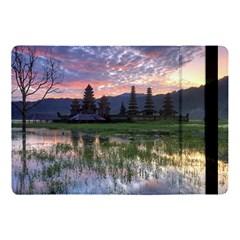 Tamblingan Morning Reflection Tamblingan Lake Bali  Indonesia Apple Ipad Pro 10 5   Flip Case