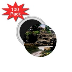 Tanah Lot Bali Indonesia 1 75  Magnets (100 Pack)