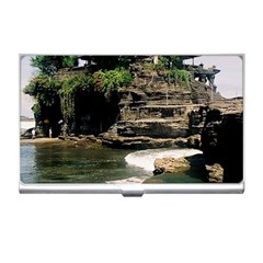Tanah Lot Bali Indonesia Business Card Holders