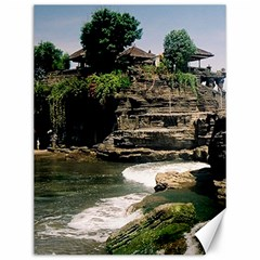 Tanah Lot Bali Indonesia Canvas 12  X 16