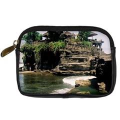 Tanah Lot Bali Indonesia Digital Camera Cases